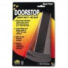 Master Caster Giant Foot Heavy Duty Doorstop