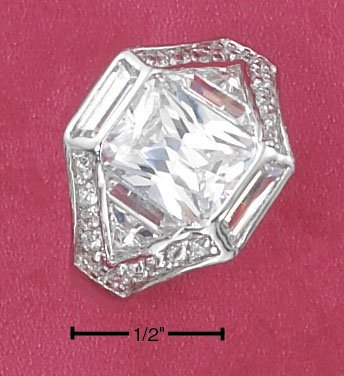 8X10 MM CUBIC RING (SR-2233)