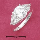 CUBIC ZIRCONIA RING 8 MM (SR-2221)