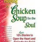 Jack Canfield A Second Helping of Chicken Soup for the Soul ~ paperback ~ 27b