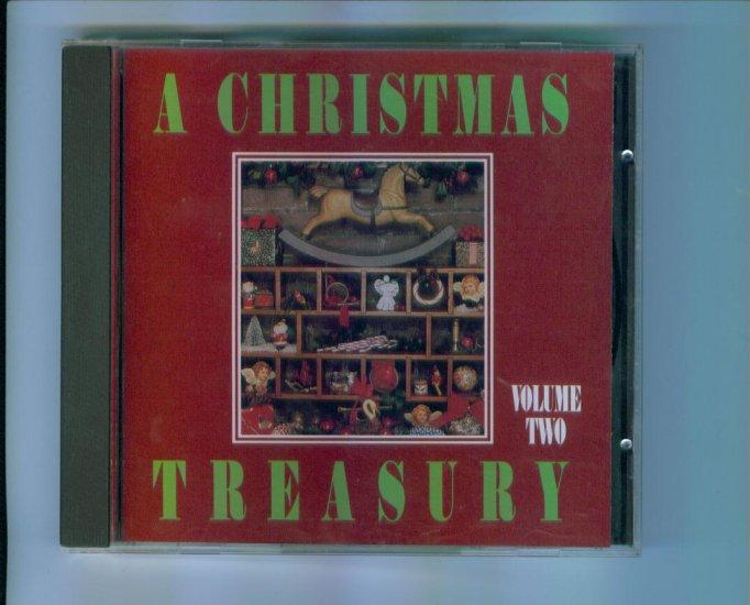 A Christmas Treasury Volume Two Music CD
