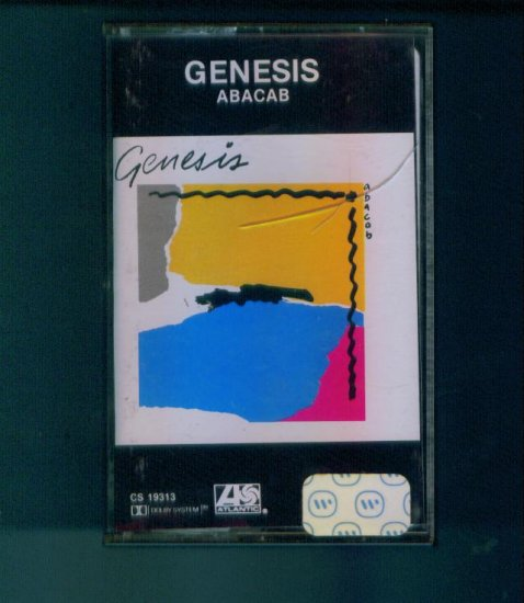 Genesis ABACAB Cassette