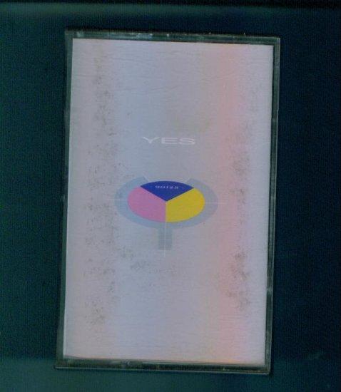 YES 90125 Cassette