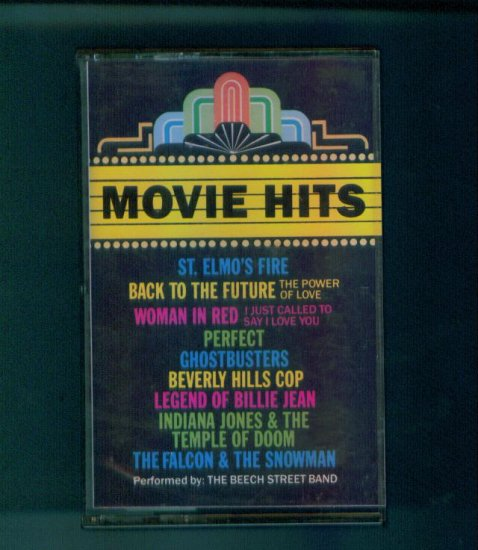 Movie Hits Cassette