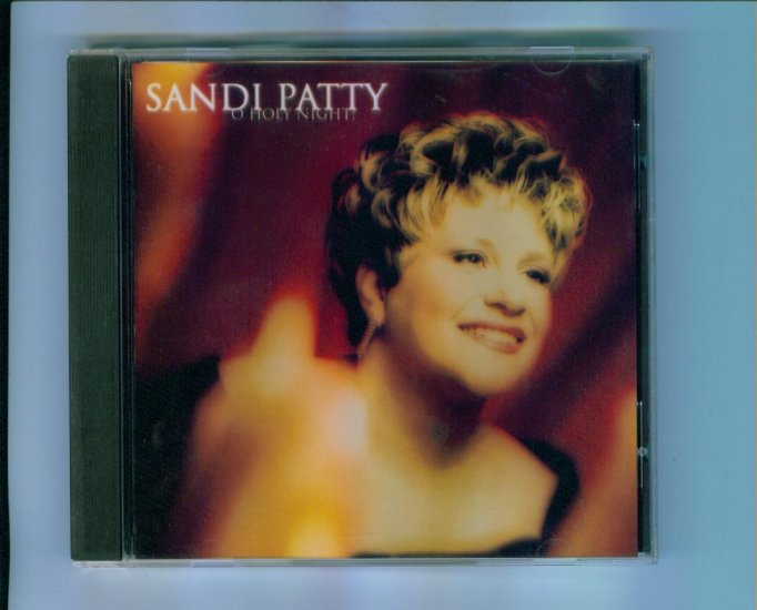 Sandi Patty O Holy Night CD