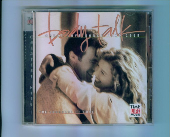 Time Life Music - Body Talk Great Love Songs 1965 - 1995 Th Language of Love CD