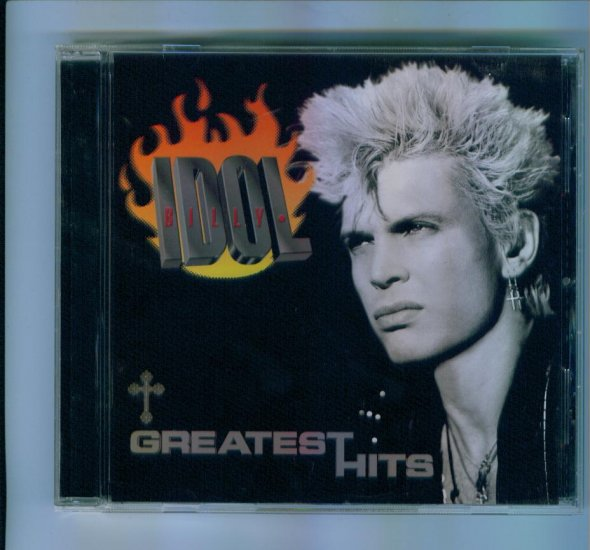 Billy Idol Greatest Hits CD