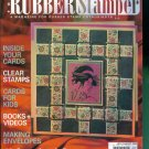 Rubber Stamping The Rubber Stamper July August 2006 Mint Copy Back Issue