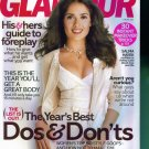 Glamour The Dos and Donts Issue  Salma Hayek January 2006 Mint Copy Back Issue