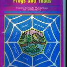 Creative Teaching Press CTP Theme Series Frogs n Toads Grades 2 - 3 Whole Language Thematic