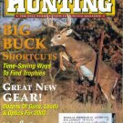 Petersen's Hunting Magazine February 2002 Gently Read Copy Back Issue