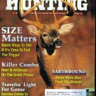 Petersen's Hunting Magazine September 2002 Gently Read Copy Back Issue