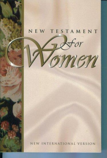 New Testament for Women New International Version NIV PB Easter Gift