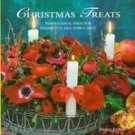 Christmas Treats by Fiona Eaton Hardcover Like New 197-44 1B