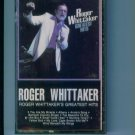 Roger Whittaker Roger Whittaker's Greatest Hits Music Cassette box1