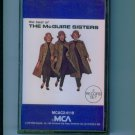 The Best of The McGuire Sisters Music Cassette MCA Records