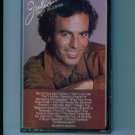 Julio Iglesias Julio Music Cassette