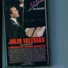 Julio Iglesias In Concert Music Cassette