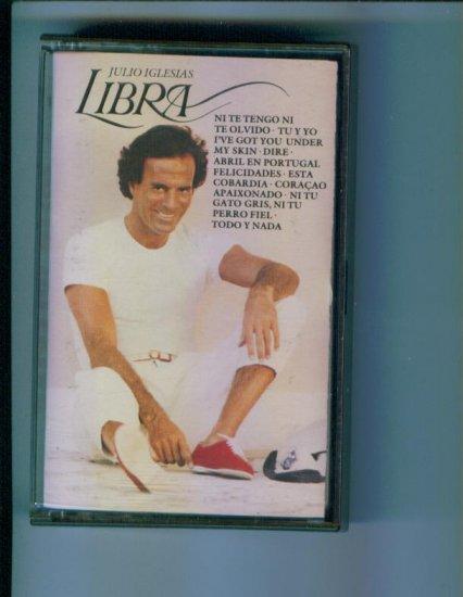 Julio Iglesias Libra Music Cassette