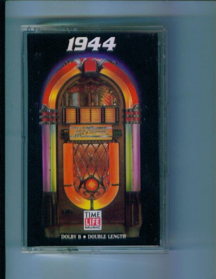 Time Life Music Your Hit Parade 1944 Cassette Rare Hard to Find