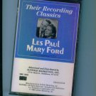 Les Paul Mary Ford Their Recording Classics Cassette Music