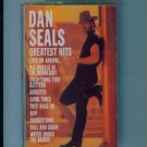 Dan Seals Greatest Hits Music Cassette