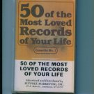 50 of the Most Loved Records of Your Life Cassette Number One 1