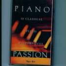 Piano Passion 30 Classical Piano Masterpieces Tape Two 2 Cassette