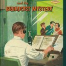 Ginny Gordon and the Broadcast Mystery Hardcover Children's Book