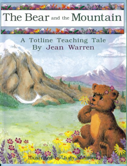The Bear and The Mountain Totline Teaching Tale PB by Jean Warren location41