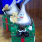 Hershey's Kiss Christmas Trinket Box 2000 Collectible Keepsake Boxes