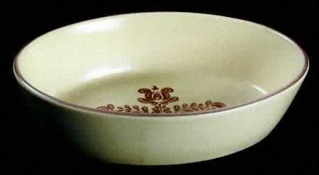 "Pfaltzgraff Village Dinnerware Dishes - 10"" Oval Baker Retired Discontinued"