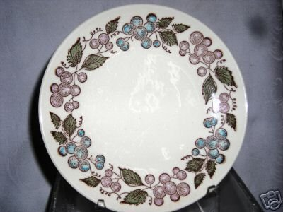 Taylor Smith & Taylor Taylorstone Concord Bread & Butter Plate 1968 China Dinnerware