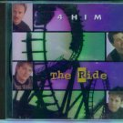 4HIM ~ The Ride ~ Benson Music Group ~ Inspirational Music CD Christian