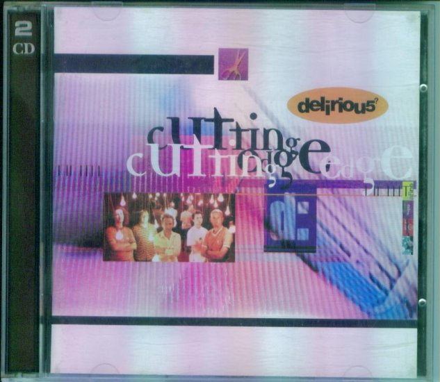 Delirious5? Delirious 5 ? ~ Cutting Edge 2 CD Set ~ Inspirational Music CD