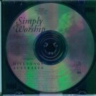 HILLSONGS AUSTRALIA ~ Simply Worship ~ Inspirational Music CD
