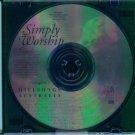 HILLSONGS AUSTRALIA ~ Simply Worship ~ Inspirational Music CD