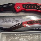 BLACK SQUALL Folding Tactical Pocket Knife ~ Sporting Goods ~ FROST CUTLERY