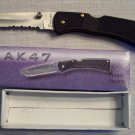 FLYING FALCON AK47 Pocket Knife ~ Sporting Goods ~ FROST CUTLERY
