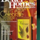 Better Homes and Gardens Magazine ~ November 2003 ~ Gently Read Copy Back Issue
