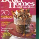 Better Homes and Gardens Magazine ~ January 2005 ~ Mint Copy Back Issue