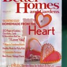 Better Homes and Gardens Magazine ~ February 2006 ~ Gently Read Copy Back Issue