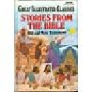 Great Illustrated Classics Stories From The Bible Old and New Testament Hardcover location102