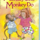 Hello Reader Level 1 Monkey See Monkey Do Marc Gave Scholastic location102