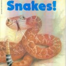Hello Reader Science Level 2 Great Snakes Fay Robinson ~ Kindergarten - Grade 2 location102