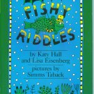 Puffin Easy To Read Level 3 Fishy Riddles Katy Hall and Lisa Eisenberg Home School location102