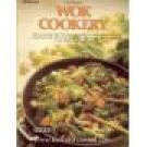 Ceil Dyer's Wok Cookery HP Books Softbound Cookbook location102