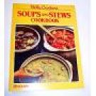 Betty Crocker's Soups and Stews Cookbook Softbound Golden 1st Printing location102