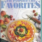 The Pampered Chef Favorites ~ Volume 1 and 2  ~ Cook Book Cookbook Cookbooks
