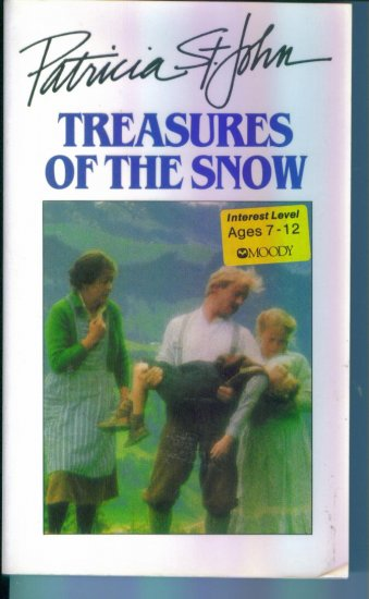 Treasures of the Snow Patricia St. John Moody Press Ages 7 - 12 location28